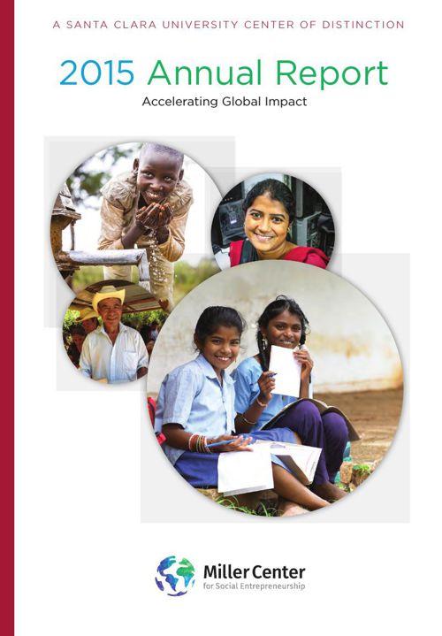 2015 Miller Center Annual Report