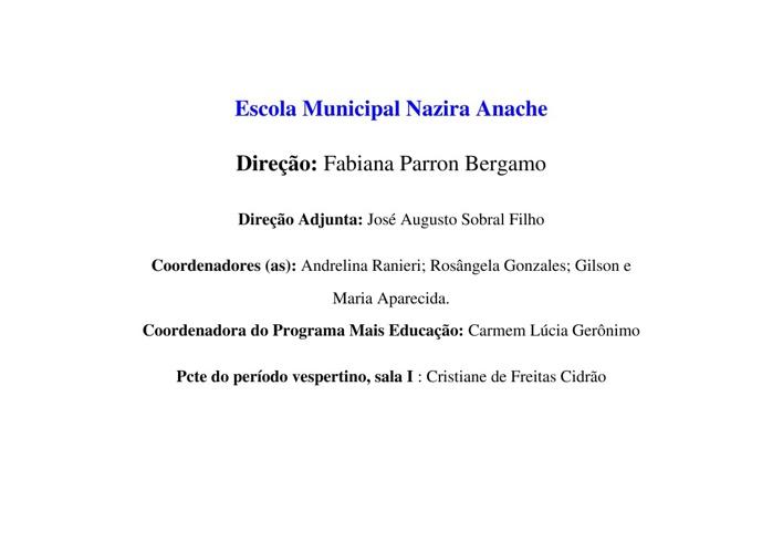 PROJETO: MÚSICAS E POESIAS DE VINICIUS DE MORAES E TOQUINHO