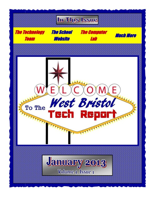 WB January 2013 Tech Report