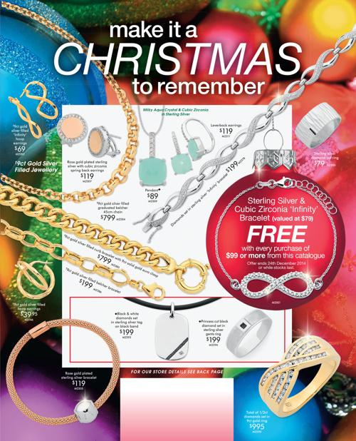 LaCouronne Christmas Catalogue 2014