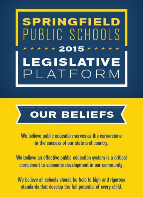 2015 Legislative Platform