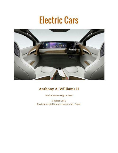 Alternative Energy Infobook