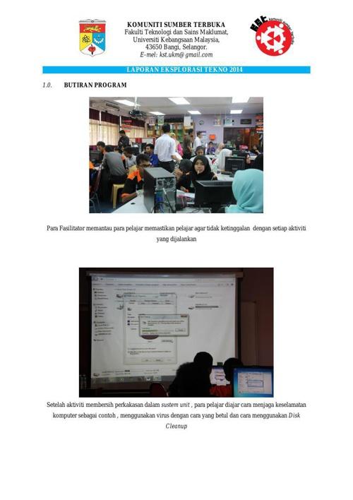 sambungan laporan 2