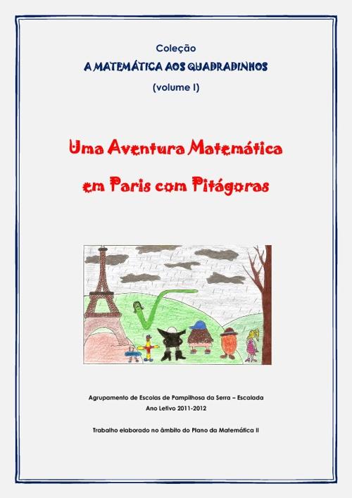 Uma Aventura Matemática em Paris, com Pitágoras