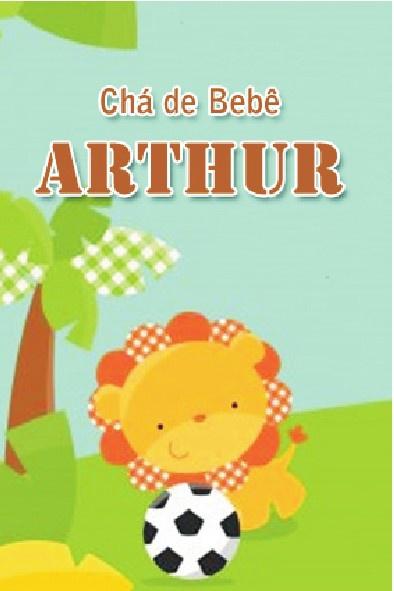 Chá de Bebê Arthur