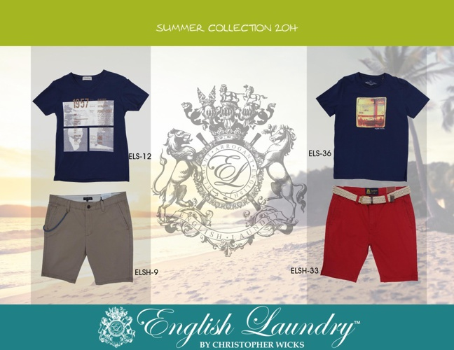 Summer Collection 2014 English Laundry
