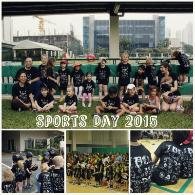 SPORTS DAY COVER