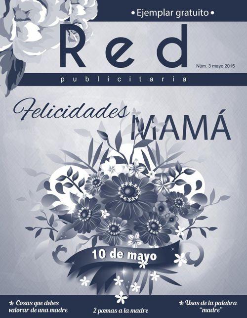 Revista RED PUBLICITARIA mes mayo