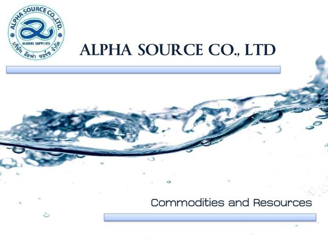 Alpha Source Co., Ltd.
