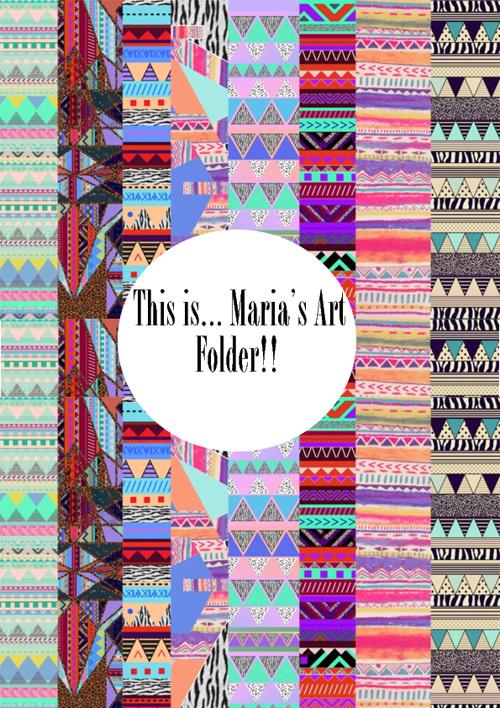Maria's Art Portfolio!