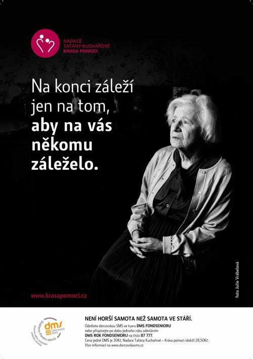 Nadace Taťány Kuchařové - Zruš doživotí samoty