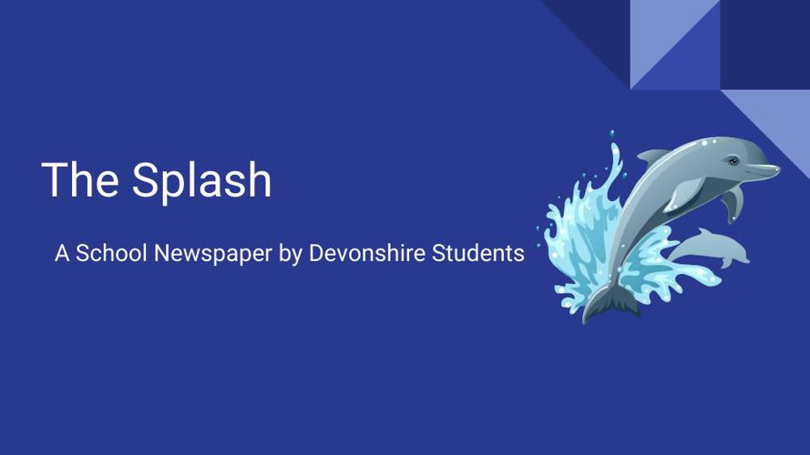 The Splash: March 22, 2016
