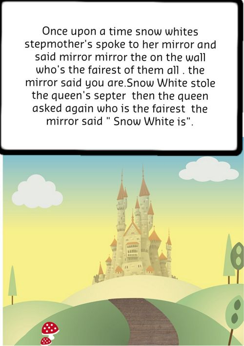 _128 Snow White is crazy