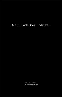 AUER Black Book Undated 2