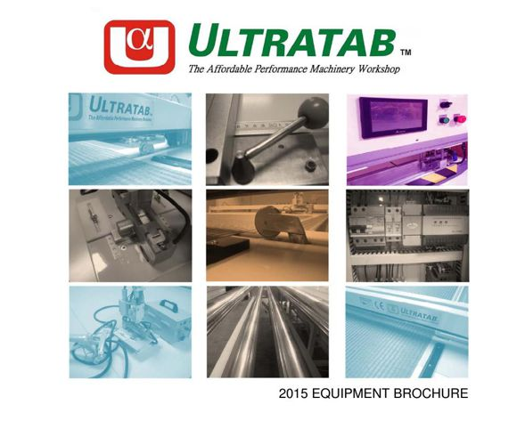 Ultratab Catalog 2015