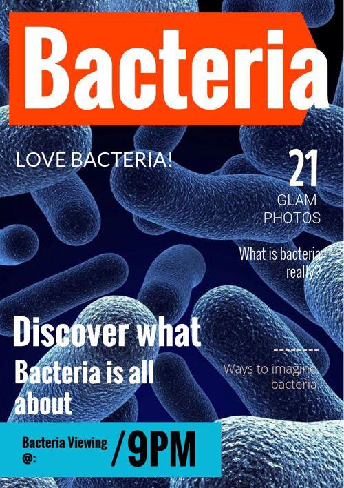 Bacteria Times Magazine