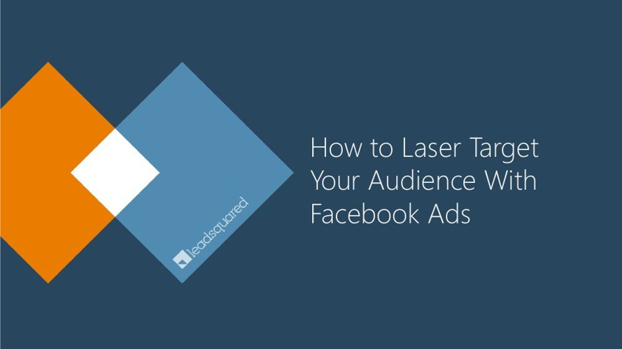 E-Book - Target Your Leads with Facebook custom and lookal