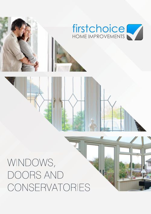 Firstchoice Home Improvements co-branded Brochure