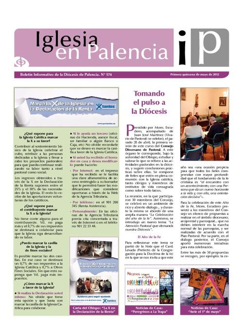 Iglesia en Palencia - 574