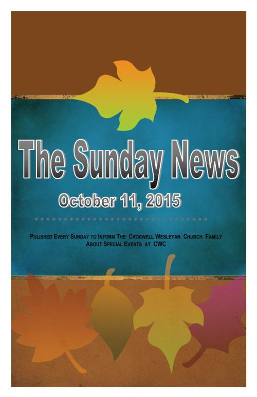 The Sunday News