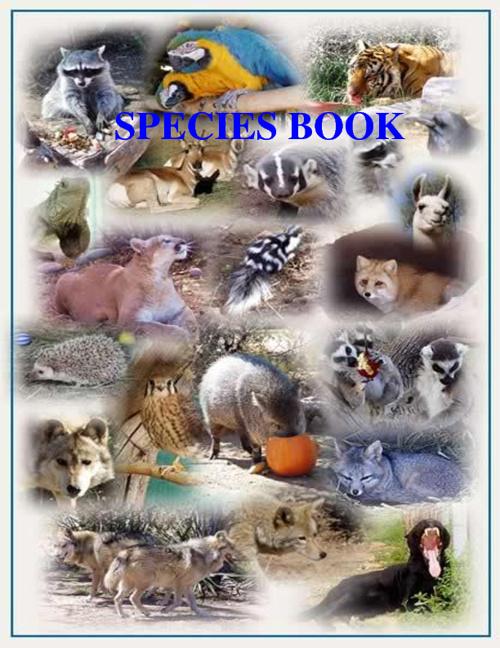 Species Book by Hilmarie Javier