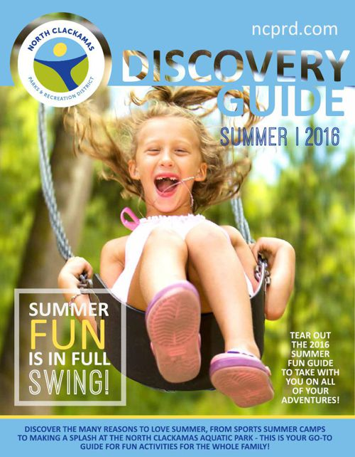 Summer 2016 Discovery Guide