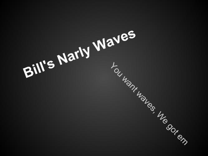 Garrett guffey Waves