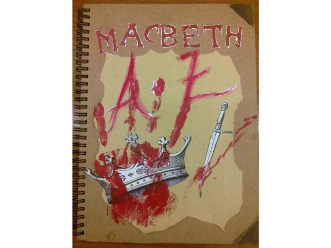 Macbeth A-Z Example #1