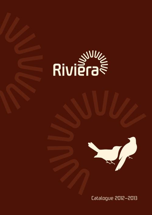 Riviera Catalogue 2012-2013