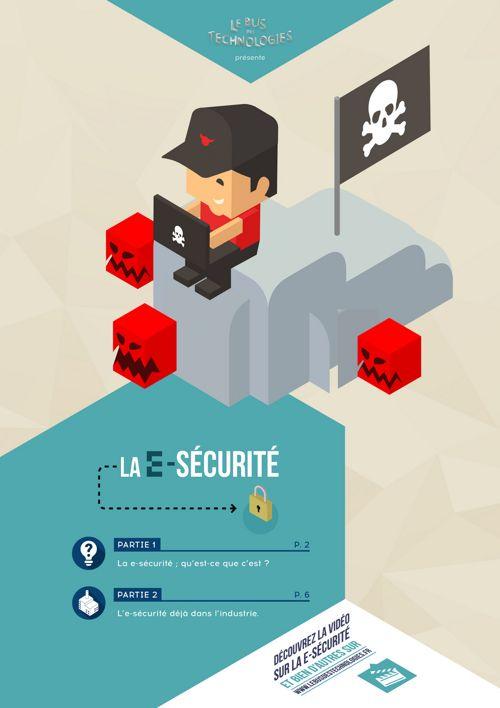 Livret : La E-sécurité, qu'est-ce que c'est ?