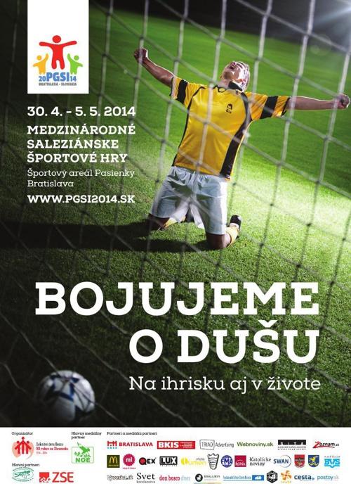 Saleziáni don Bosca - Medzinárodné saleziánske športové hry