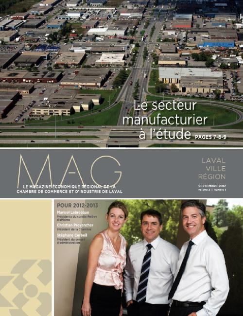 MAG 2.1 - Septembre 2012