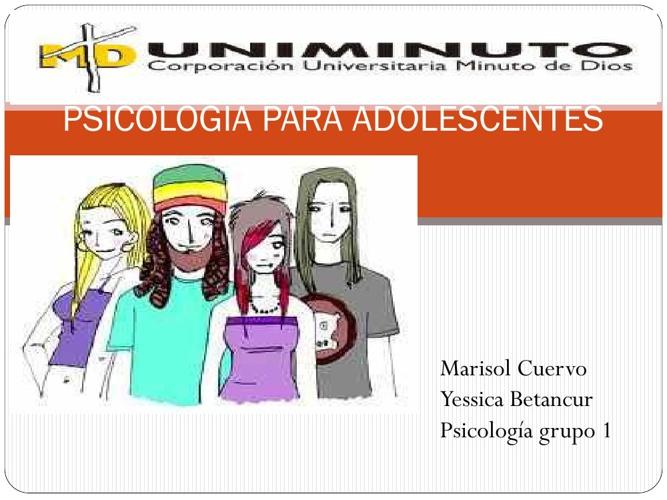 New Flip Psicología para adolescentes