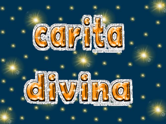Carita divina