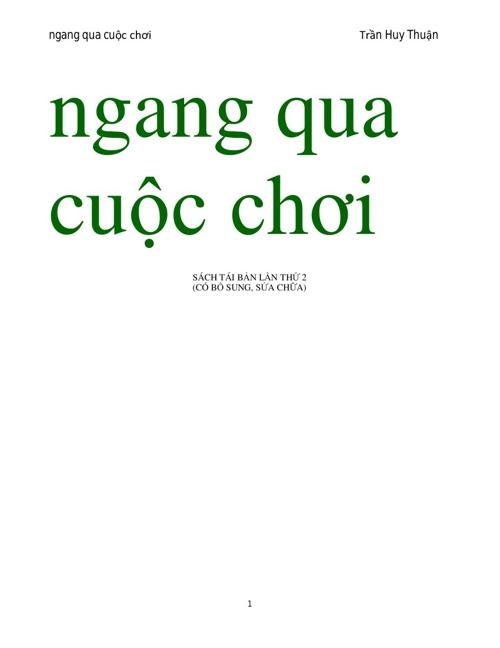 NQCC A4.