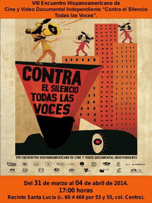VIII Encuentro Hispanoamericano de Cine y Video Documental Ind.