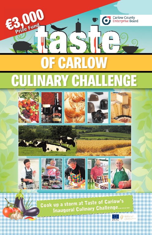 Taste of Carlow Culinary Challenge - Carlow CEB