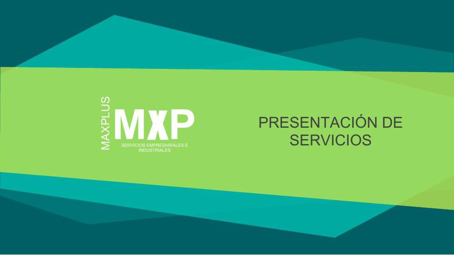 MXP Presentación de Servicios