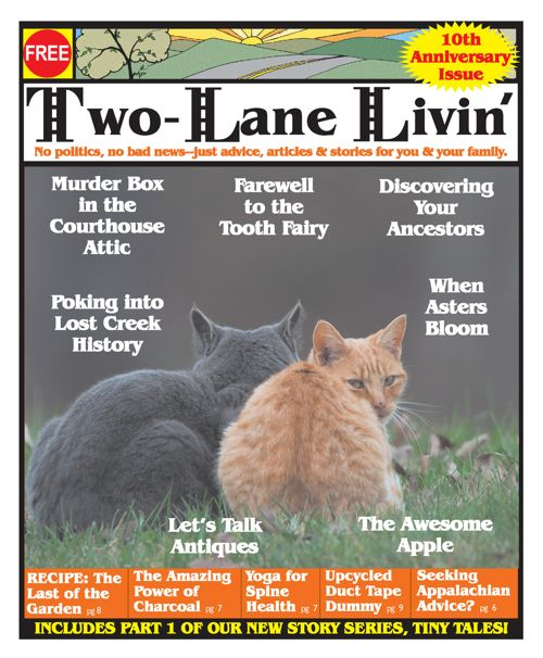 Two-Lane Livin September: 10th Anniversary