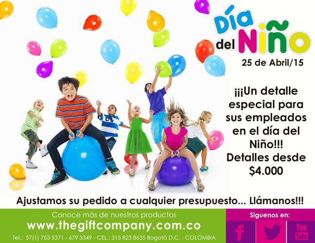 Catalogo Dia del Niño 2015