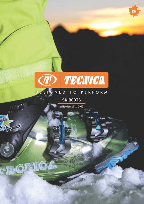 Tecnica - Catalogue - EN