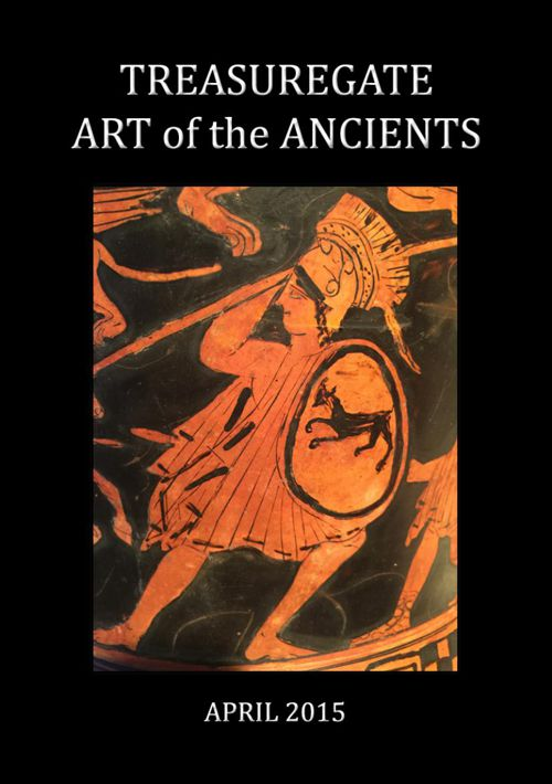 Treasuregate - Art of the Ancients catalog  April 2015