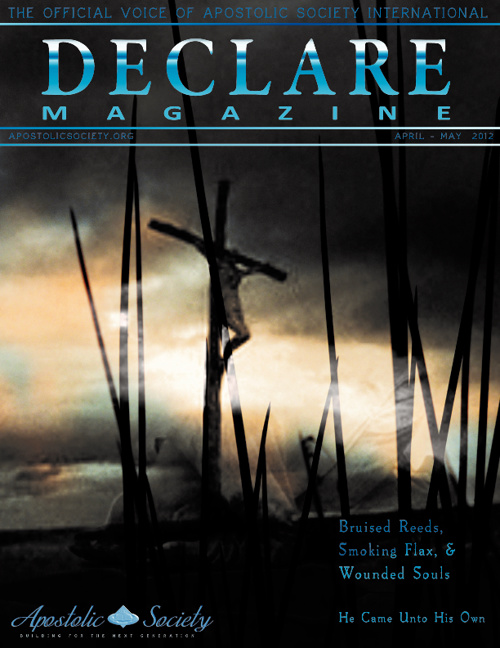 DECLARE MAGAZINE (ASI) APRIL - MAY 2012