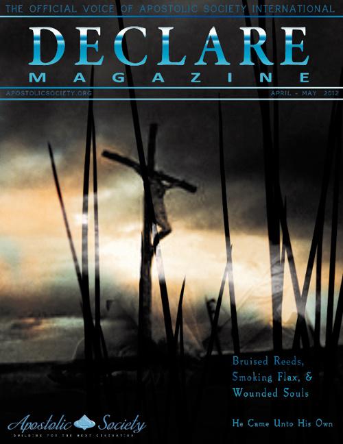 DECLARE MAGAZINE (ASI) APRIL - MAY 2012