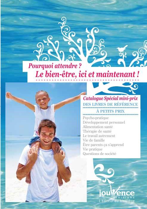 Catalogue Jouvence mini prix