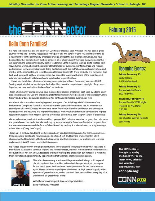 CONNector February 2015