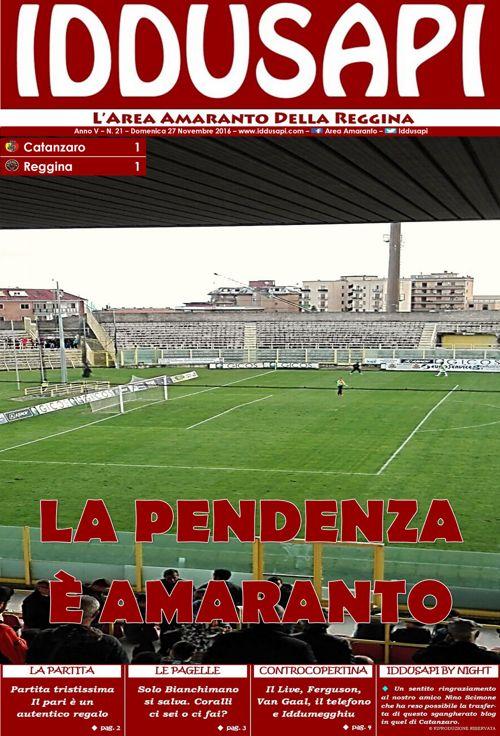 21. Catanzaro-Reggina 1-1