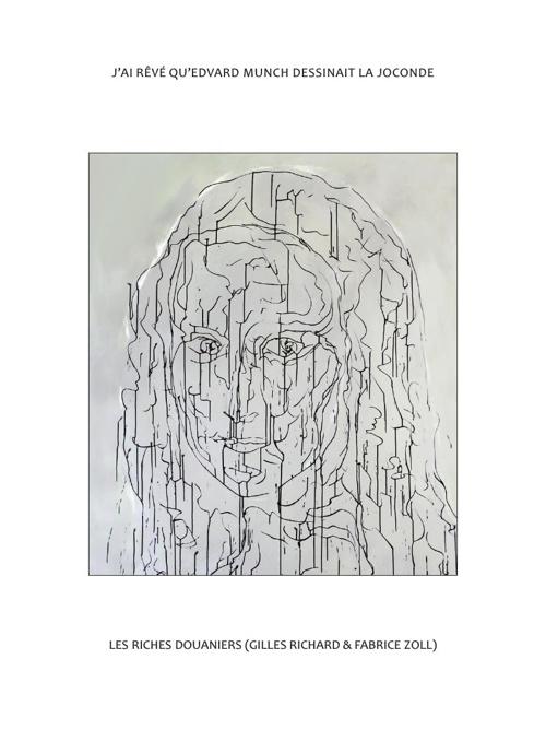J'ai rêvé qu'Edvard Munch dessinait la Joconde - Les RD