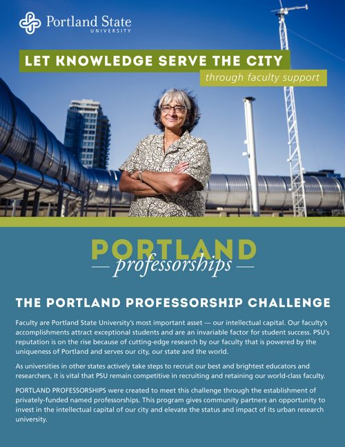 Portland Professorships
