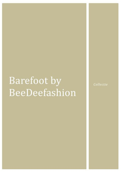 Barefook collection